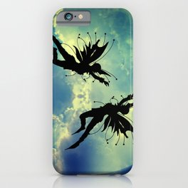 Moon Fairies iPhone Case