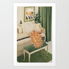 Play it again... Art Print