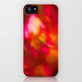 BOKEH GLOW iPhone Case
