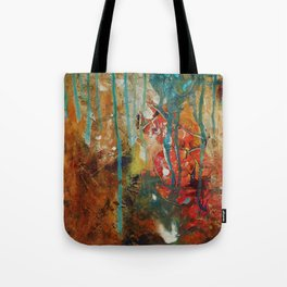 The Canyon (Piece 3) Tote Bag