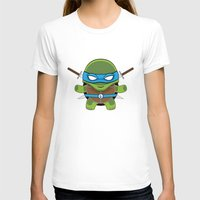 leonardo T-shirts featuring Leonardo by LAckas