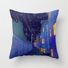 Way Home Throw Pillow