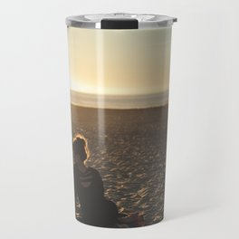 Couple Courting Travel Mug