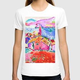 Henri Matisse Les toits de Collioure T-shirt