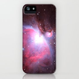 Great Nebula in Orion iPhone Case