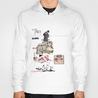 Hoodies featuring daily life by filmout