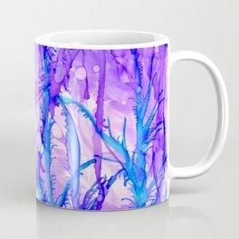 Electric Ferns Coffee Mug