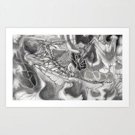Lo1 - Detail III Art Print
