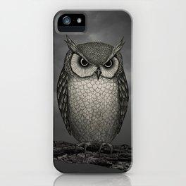 An Owl iPhone Case