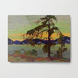 Tom Thomson The Jack Pine 1916-1917 Canadian Landscape Artist Metal Print