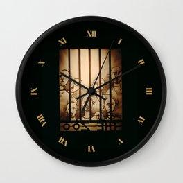 The Zoo Wall Clock