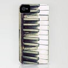 piano Slim Case iPhone (4, 4s)