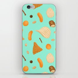 Dirty Finger Snacks iPhone Skin