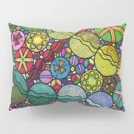 Circle Party Pillow Sham