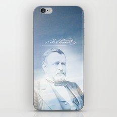 Superstitions. Grant. 1822-1885. iPhone & iPod Skin