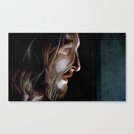 Dwight - The Walking Dead Canvas Print