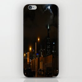 Full Chicago Moonscape iPhone Skin