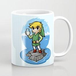 Legend of Zelda Wind Waker Bottle of Milk T-Shirt Coffee Mug