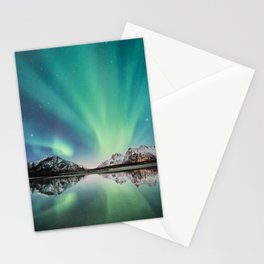 Stars Come Out At Night Stationery Cards
