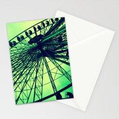 Big wheel [Vienna] Stationery Cards