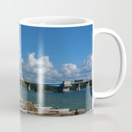 Drawbridge Over Longboat Pass Coffee Mug