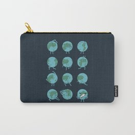 Global Warming Up Carry-All Pouch