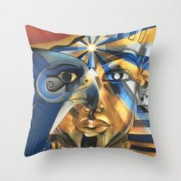 Ra Throw Pillow