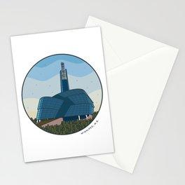 Explore Winnipeg Stationery Cards