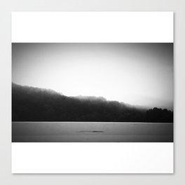 Mist Canvas Print