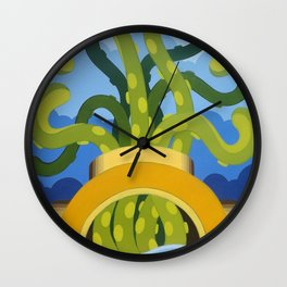 Don't Drink And Dive Wall Clock