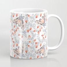 Pink Moth Mug