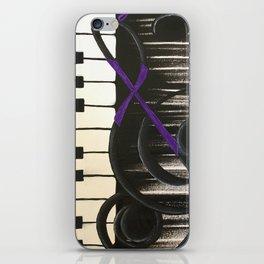 Music  Art iPhone Skin