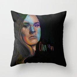 Cara Dunning 39/79 EP Artwork Throw Pillow