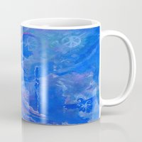 wizard Mugs featuring Wizard by InSight Out