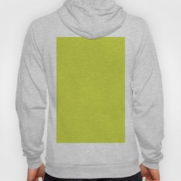 Pear Green Solid Color Hoody