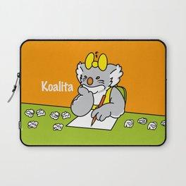 Koalita at school Laptop Sleeve