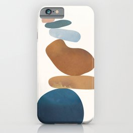 Balancing Stones 30 iPhone Case