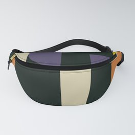 About Black 2 Fanny Pack