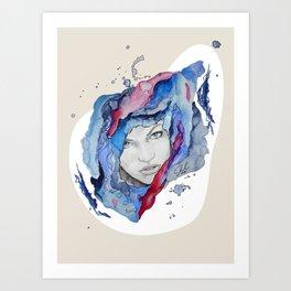 """Tess"" by carographic Art Print"
