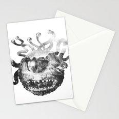 Beholder (Black & White) Stationery Cards