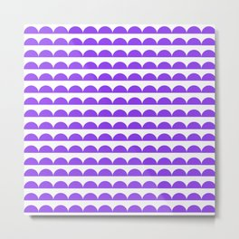 BREE ((royal purple)) Metal Print