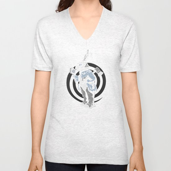 A Very Important Date Unisex V-Neck