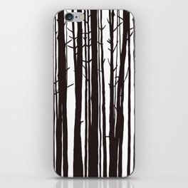 The Trees and The Forest iPhone Skin