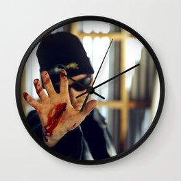 "The Gash - ""Back off Man""  Wall Clock"
