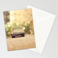 Julians Journey 3 Stationery Cards