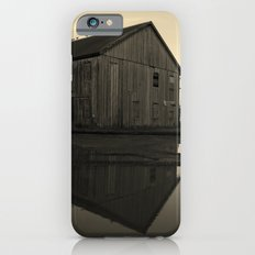 Warehouse Reflection in Yellow iPhone 6s Slim Case