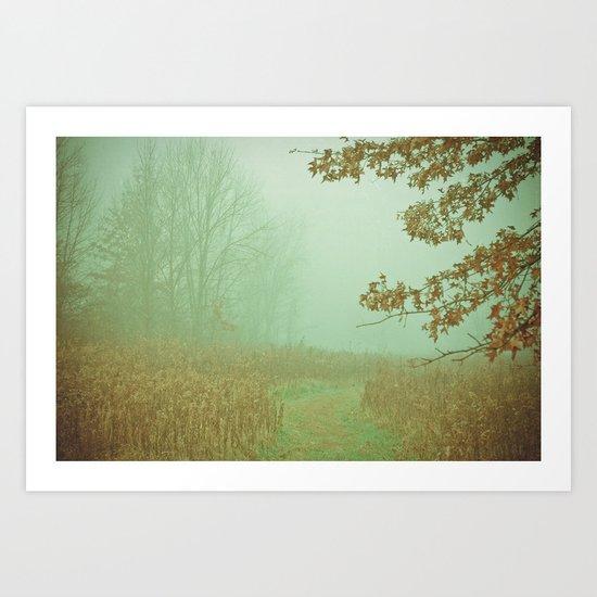 Autumn Day 23 Art Print
