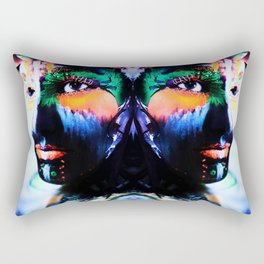 UV GODDESS REFLECTION Rectangular Pillow