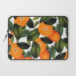 The Forbidden Orange #society6 #decor #buyart Laptop Sleeve