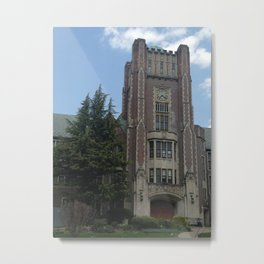 Maplewood - CHS Metal Print